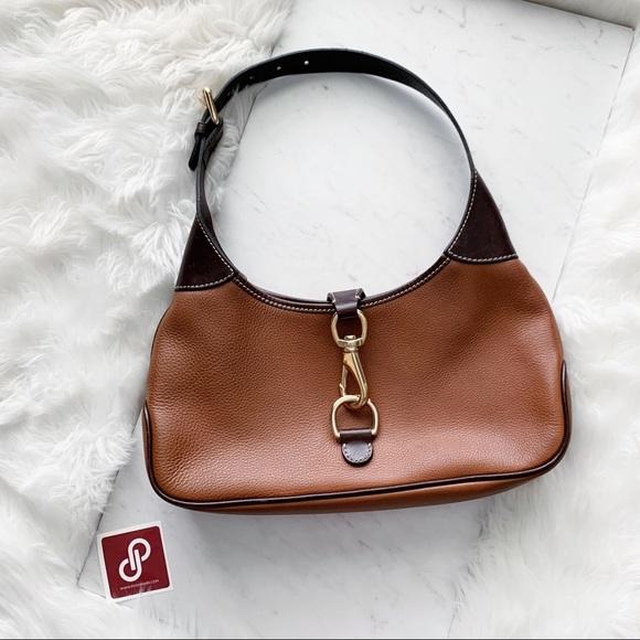 Dooney & Bourke Handbags - Dooney & Bourke • Leather Shoulder Bag